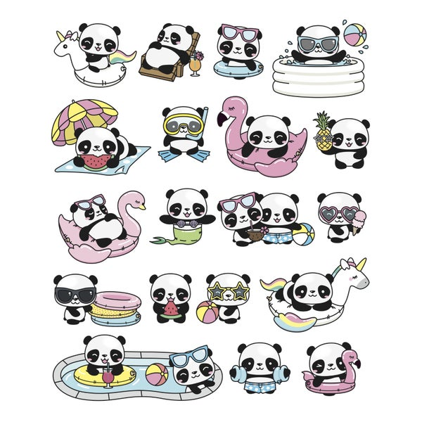 Image of Pool Time Edition Mini Panduhs