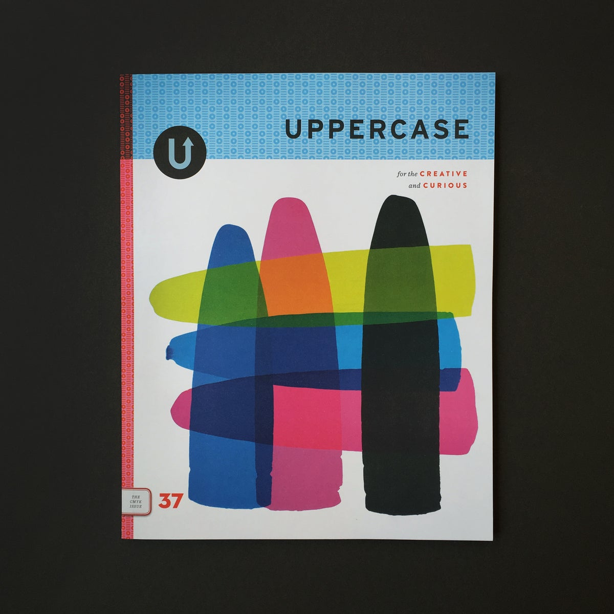 Image of 'Uppercase' Magazine