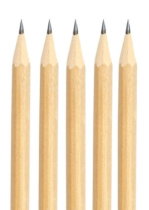 Image of Set of 6 HB Pencils