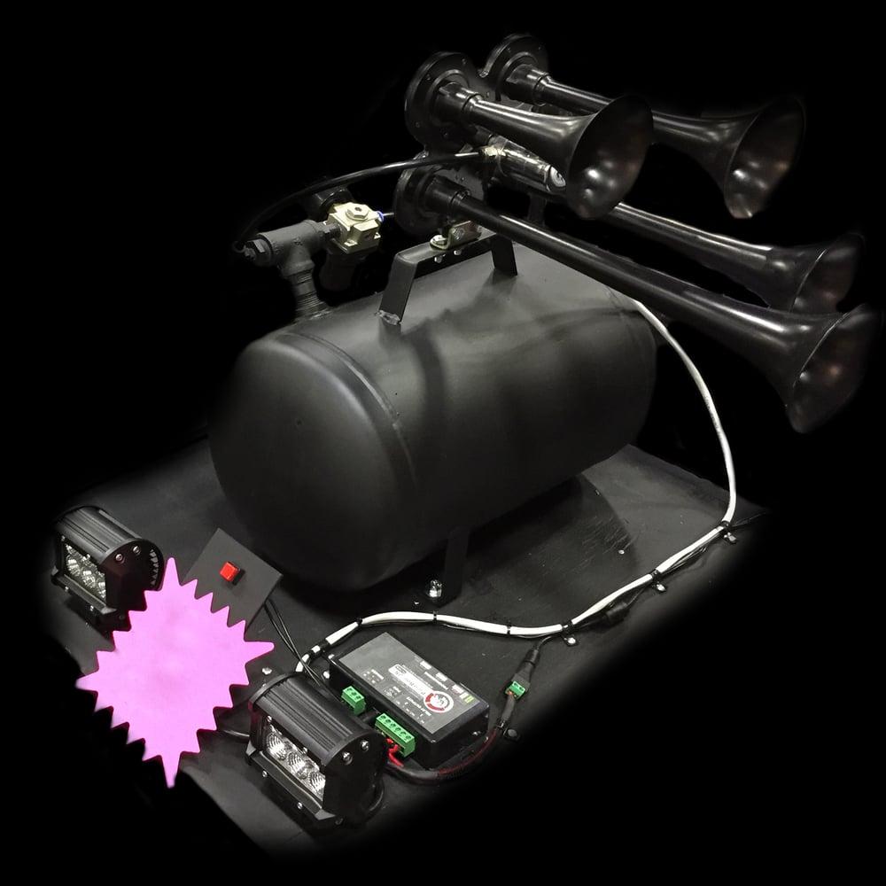 Image of Horn Blaster / Car Crash Kit