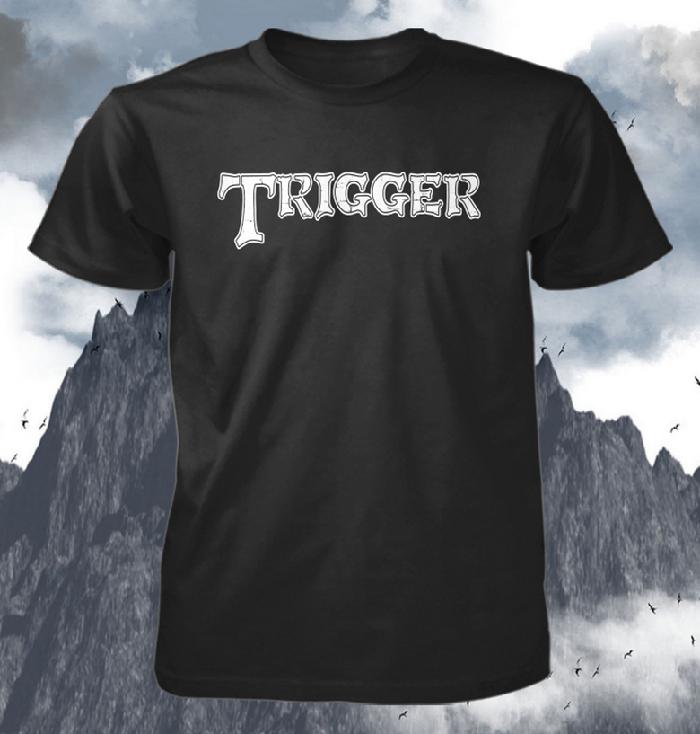 Image of Trigger - Logo - T-shirt