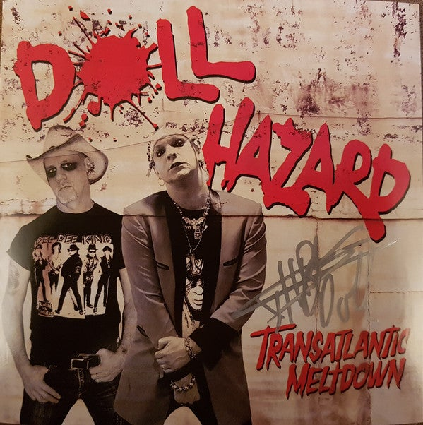Image of DOLL HAZARD - Transatlantic Meltdown