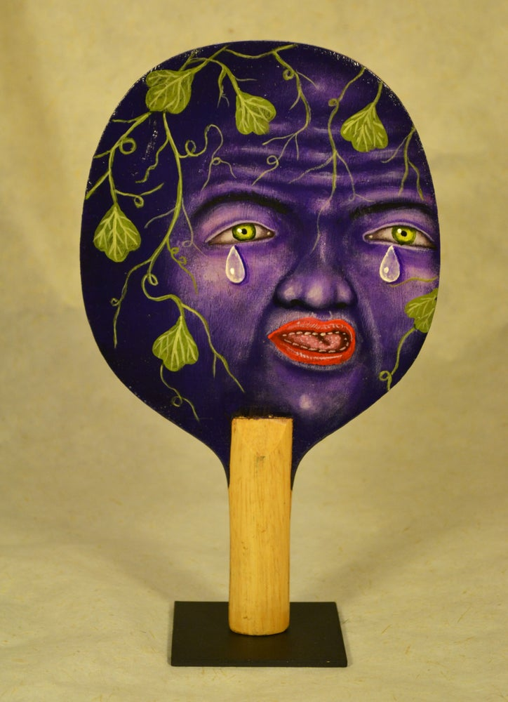 Image of Fred Stonehouse - Grape paddle