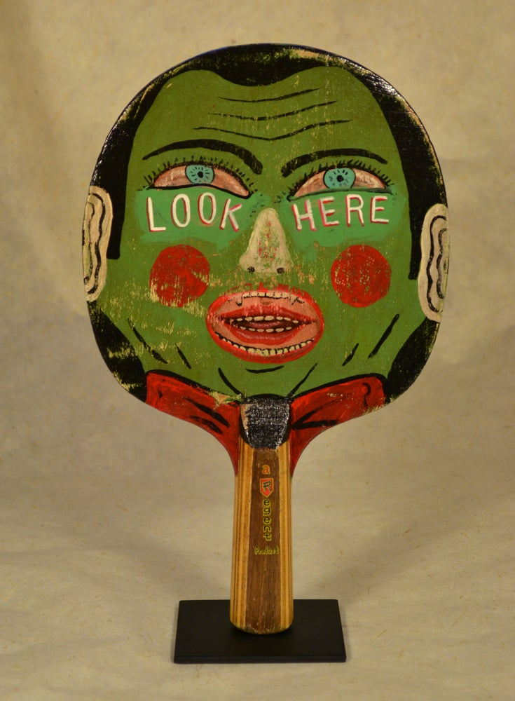 Image of Fred Stonehouse - Look Here