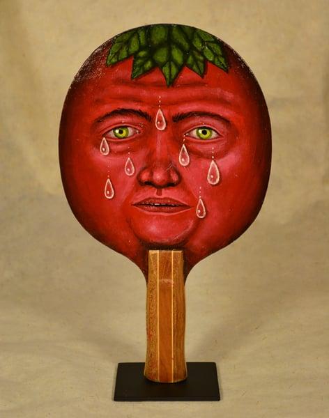 Image of Fred Stonehouse - Tomato paddle