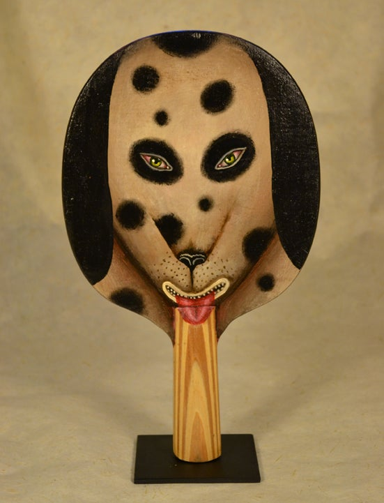 Image of Fred Stonehouse - Dog paddle