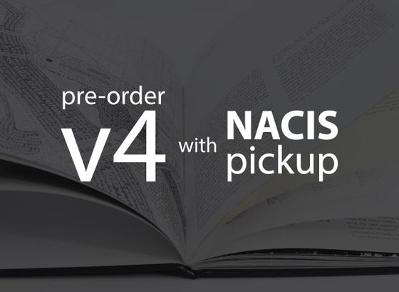 Image of Pre-order Atlas of Design, Volume 4 for pick up at NACIS 2018