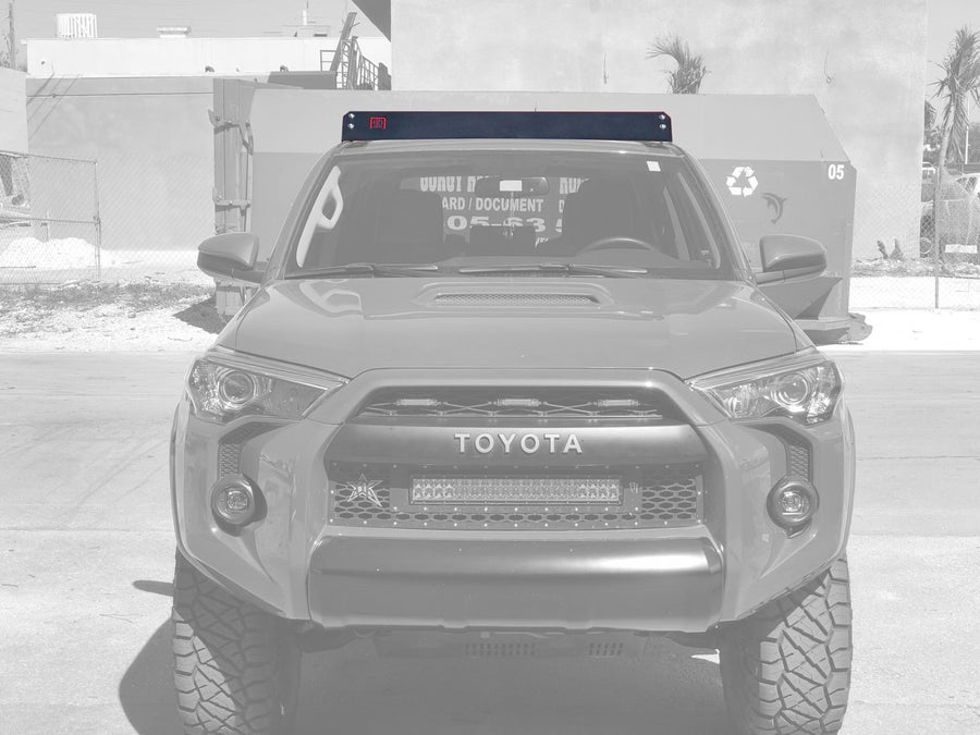 Image of Proline 4wd Equipment roof rack Aluminum 4runner 2010+