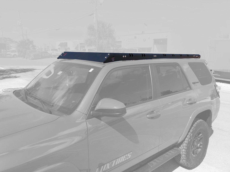 Image of Proline 4wd Equipment roof rack Aluminum 4runner 2010+