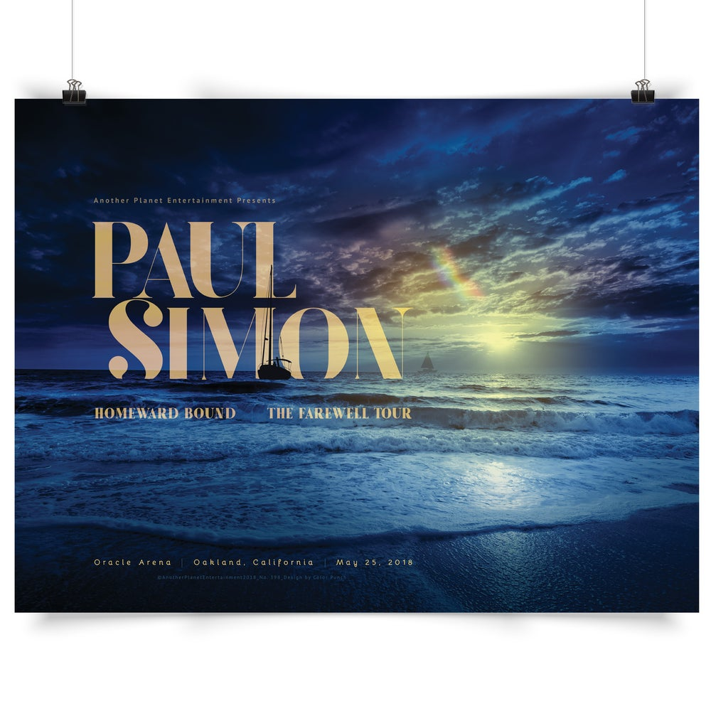 Image of Paul Simon | Homeward Bound - The Farewell Tour
