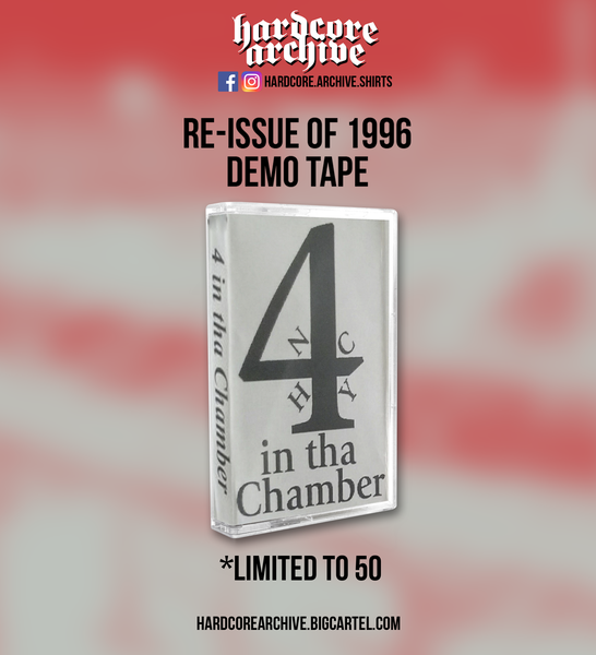 Image of 4 In Tha Chamber '96 Demo (re-issue) preorder
