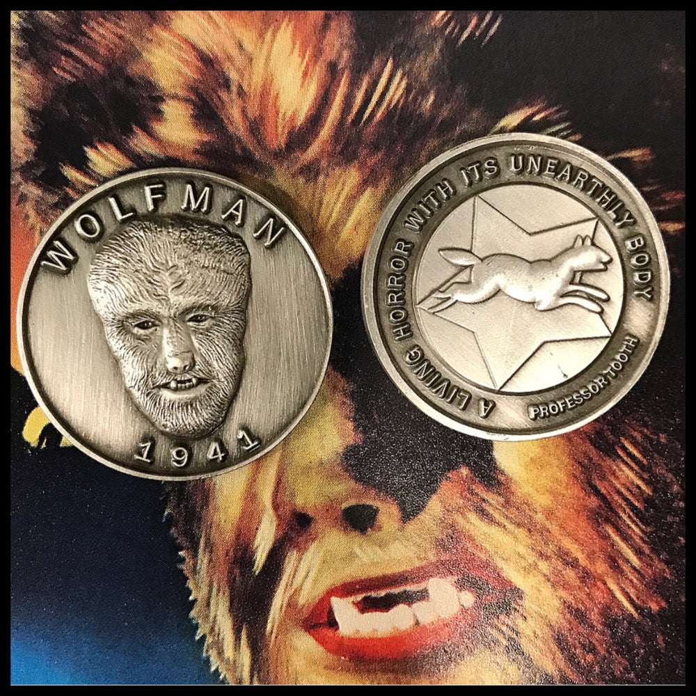 Image of Universal Monster's Wolfman