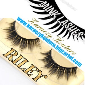 Image of MINK EYELASH STRIPS (Classic Collection Options)
