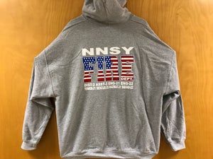 Image of Station #9 - NNSY FD Hooded Sweatshirt