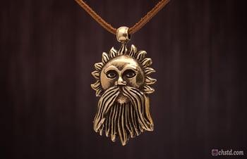 Image of SUN with Beard