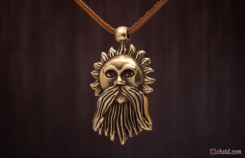 Image of SUN with Beard