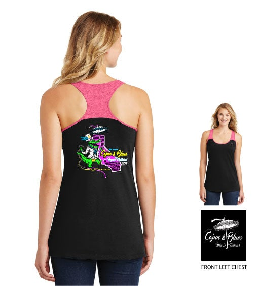 Image of 2018 Ladies Varsity Tank