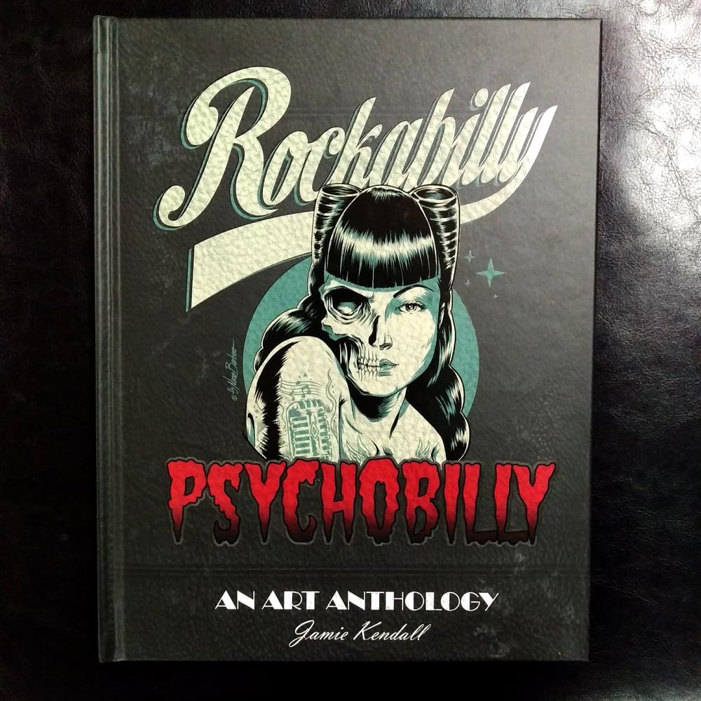 Image of Rockabilly Psychobilly: An Art Anthology