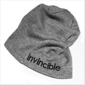 Image of the INVINCIBLE beanie