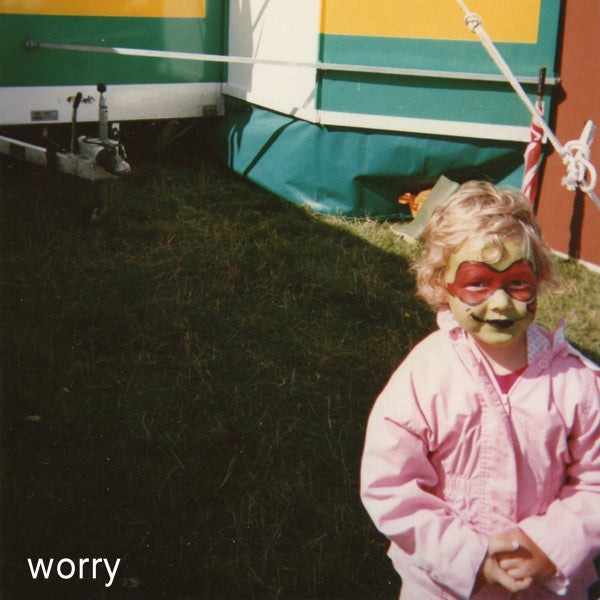 Image of 'Worry' CD
