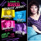 Image of Lane Six 80's Night