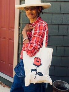 Image of RoseFist Tote Bag