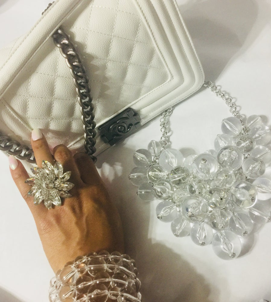 Image of Clear Jewelry