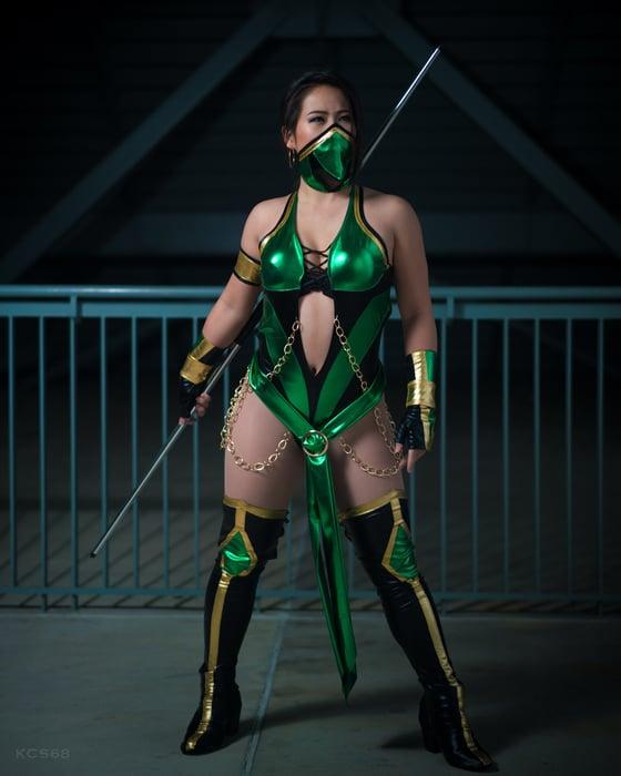 Image of Jade Pose