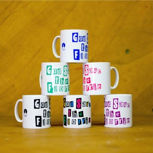 Image of God Save The Florrie Mug