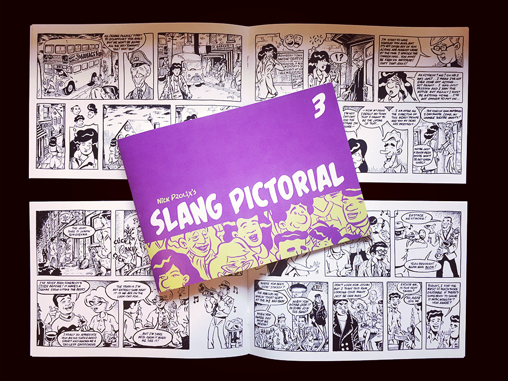 Image of Slang Pictorial 03