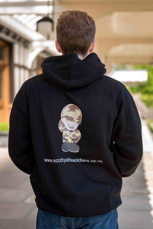 Image of Adults Classic Hoody - Black