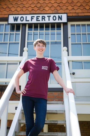 Image of Adult Union T-Shirt - Para Maroon