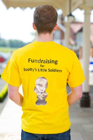 Image of Adult Fundraising T-shirt