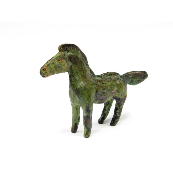Image of Billy Childish Ice Age Horse