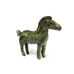 Image of Billy Childish Ice Age Horse