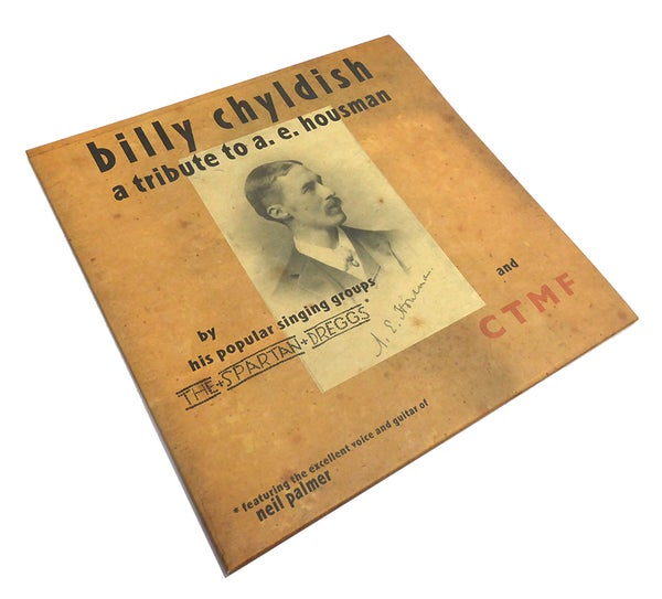 Image of Billy Chyldish & CTMF A Tribute To A.E. Housman Mini-Vinyl-Album