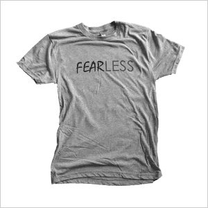 Image of The Fearless Shirt- for Men (NEW)