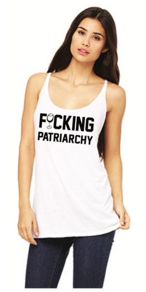 Image of F*cking Patriarchy Tank Top