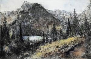 Image of Grinnell Glacier Trail, Glacier National Park