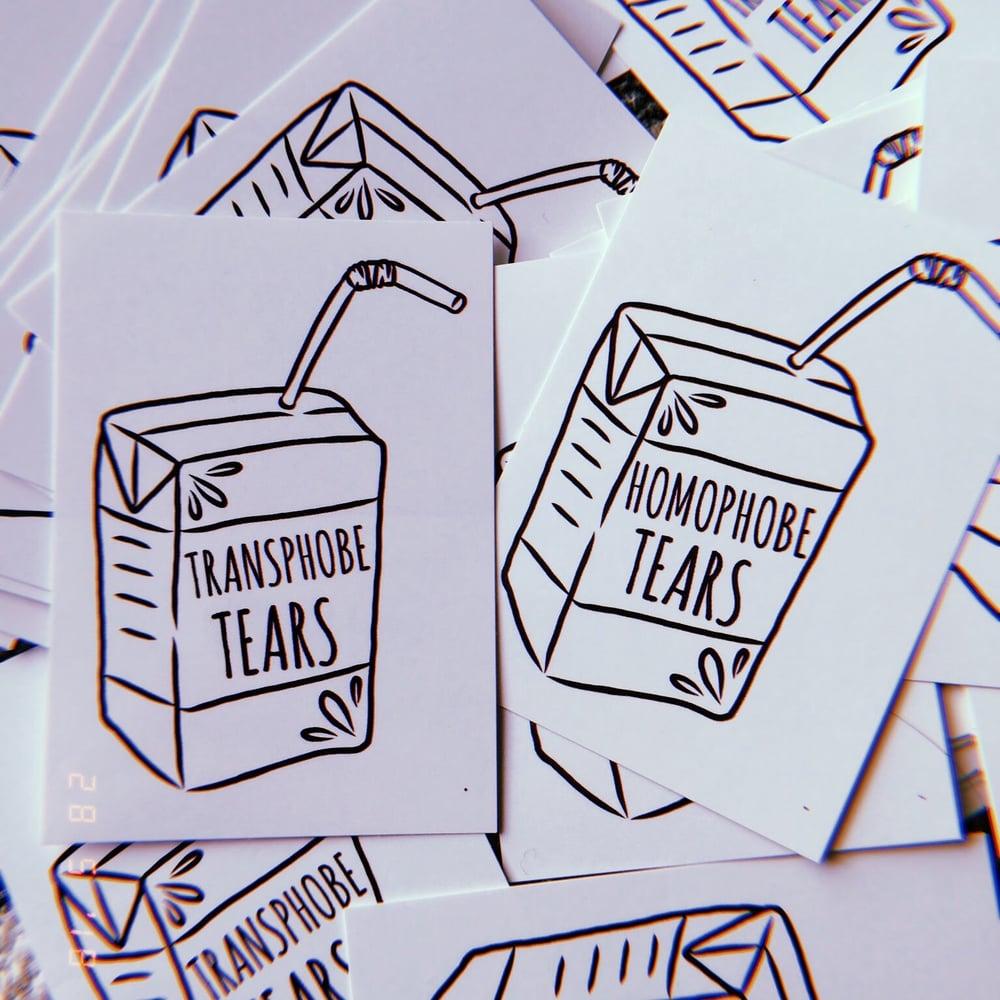 Image of Juicebox Stickers