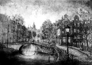 "Image of ""Somewhere in Amsterdam"""