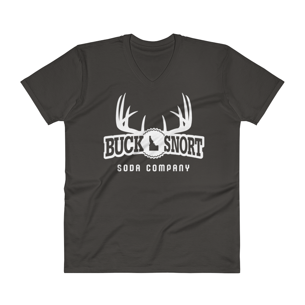 Image of BuckSnort V-Neck Tee
