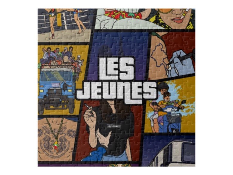 Image of GTA Jigsaw Puzzle