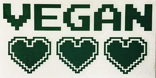 Image of 8 bit heart