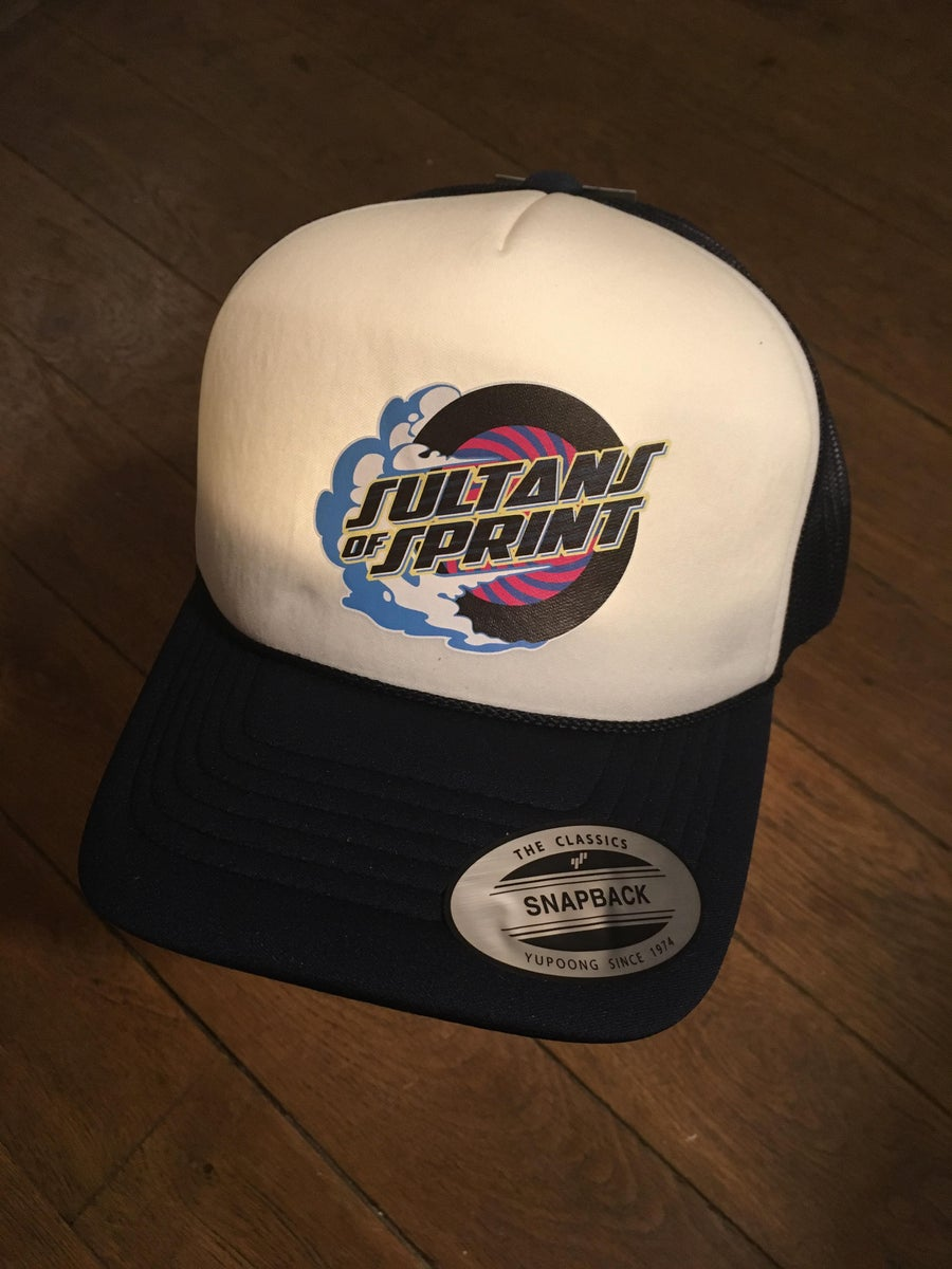 Image of Sultans of Sprint Trucker Cap