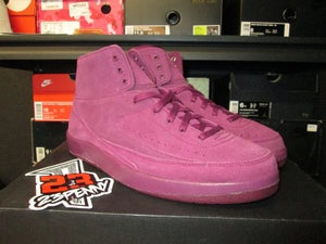 "Image of Air Jordan II (2) Retro Decon ""Bordeaux"""