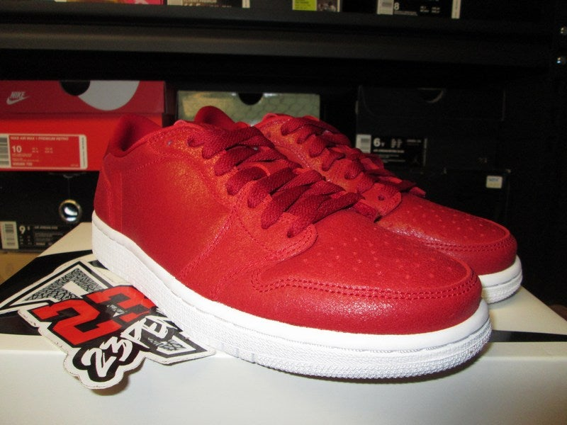 6fc9101b7bf ... low price air jordan i 1 retro low ns gym red wmns areags kids size only