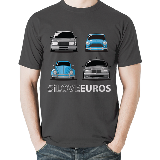 Image of #ILOVEEUROS - 240,MINI,BUG,EVO