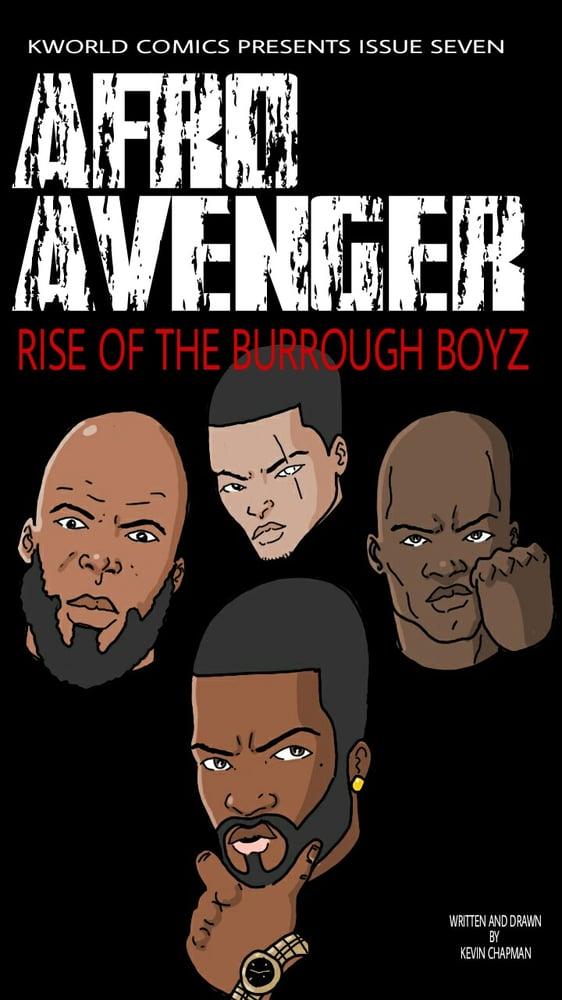 Image of Afro Avenger Issue 7