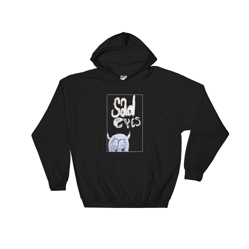 Image of SAD EYES HOODIE